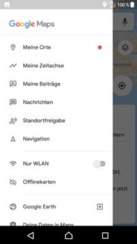 Handynavigation offline 2